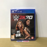KASET BD PS4 WWE 2K20 WW 2K20