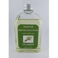 Minyak Kayu Putih Asli 100% Murni dari Ambon/ Cajeput Oil/ 250ML