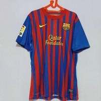 Jersey Barcelona home 2011-2012