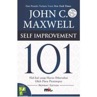 Buku 101 Self Improvement Hal Harus Diketahui Pemimpin John C Maxwell