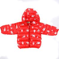 Cute Ice Bear Puffy Jacket - MOEJOE