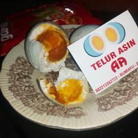 Telur Asin masir & gurih ASLI BREBES