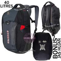 Tas Ransel Pria 40 Liter Gear bag - Tas Punggung Pria - Tas Gendong