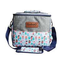 GABAG - COOLER BAG FOREST/ TAS ASI MENYUSUI MPASI / THERMAL BAG
