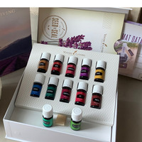 diffuser young living set 12 oil