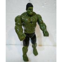 Mainan Robot Hulk Lampu Suara Kantong