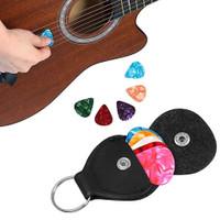Pick Gitar Holder Gantungan Kunci