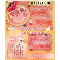 HASAYA GIRL SWEET CHEEK BLUSHER / PERONA PIPI / BLUSH ON