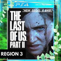 THE LAST OF US™ : PART 2 on PS4   kaset bd dvd game ps4 ps 4 games