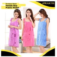 BAJU HANDUK / HANDUK BAJU / Wearable towel NEW - SOSOYO