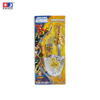 IMAGE TOYS mainan Cross Bow + Sword & Shield
