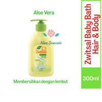 ZWITSAL ALOE VERA BABY BATH HAIR & BODY 300ML