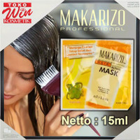 Jual Hair Mask Makarizo Sachet Murah Harga Terbaru 2020