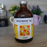 Sulpidon 100 ml (anti nyeri obat hewan)
