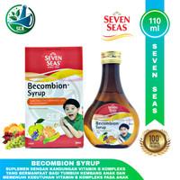 SEVEN SEAS Becombion - Syrup - Extra Lysine - Kids (Vitamin Pertumbuha