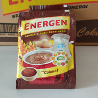 Energen Coklat (10 sachet @29gr)