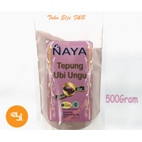 Tepung Ubi Ungu Purple Sweet Potato Organic Gluten Free 500gr