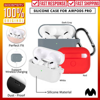 Case Airpods Pro/2/1 Goospery Soft Silicone Cover Protective Casing