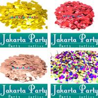 Confetti / Confetti Isi Balon / Bulat Bubble / Isi Confetti