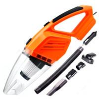 xon vacuum cleaner basah kering mobil LED light 12v 120w penyedot cair