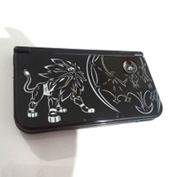 New Nintendo 3DS LL Pokemon Solgaleo Lunala Edition CFW Luma 32 Gb
