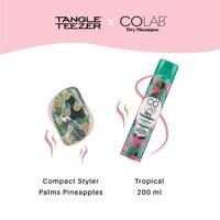 Tangle Teezer X Colab Dry Shampoo - Bundle 3 Palms Tropical 200 ml
