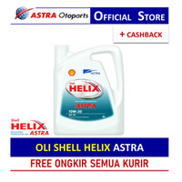Astra Shell Helix 10W-30 API SN 4 Liter