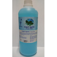 ACL Foot Bath Fresh Mint 24x1000ml ( 1 Karton )