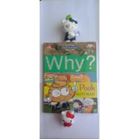Buku cerita WHY POOH - Elex Media