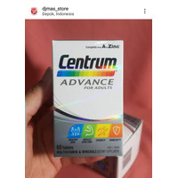 Centrum Advance Multivitamin ISI 60 Tablets