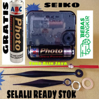 Mesin Jam Dinding Seiko SKP Original Japan - Seiko Original