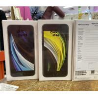 Iphone SE 128 resmi ibox new garansi resmi 1tahun