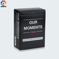 Our Moments Board Games Couple Game Kartu Permainan Pasangan