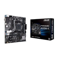 ASUS Prime A520M-K AMD AM4 A520 Micro ATX Motherboard