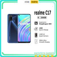 Realme C17 Ram 6 GB - 256 GB - Resmi - Promo C 17