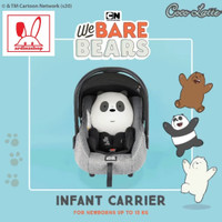 Cocolatte Infant Carrier We Bare Bears baby carrier car seat
