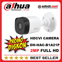 Harga Distributor Camera CCTV Dahua HAC-B1A21P 2MP HDCVI IR Camera