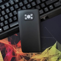 POCO X3 NFC SOFT CASE PREMIUM CAMERA PROTECTION