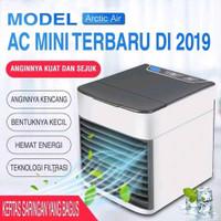 AC Mini Portable USB Arctic Air Ultra 2X Cooling Power - sosoyo