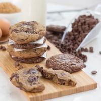Mookie Package of 3 Cookies