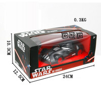 Mainan Anak Remote Control RC Star Wars Galaxy Car Vehicle RC Mobil