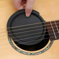 Mute Guitar Silencer Peredam Gitar Akustik Bulat