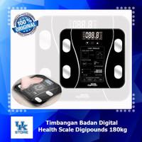 Timbangan Badan Digital Health Scale Digipounds 180kg