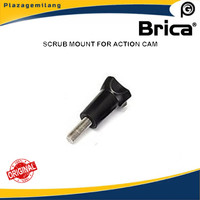 Scrub Mount Adapter For Action Cam Gopro, Brica, Xiaomi