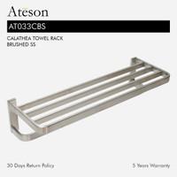 ATESON AT033CBS Gantungan Handuk Towel Aksesoris Kamar Mandi Stainless