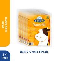 ESSEMFOOD PROMO BASO URAT 5 PACKS GRATIS 1 PACKS