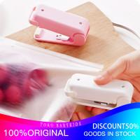 Mini Sealing Machine Handy Sticker and Seals for Food Snack Kitchen