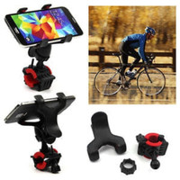 Bicycle Phone Holder Jepit Flexible / Holder Stang Sepeda Y4-005