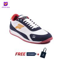 Footstep Footwear Fusion V2 KK23 X Kim Kurniawan - White Red