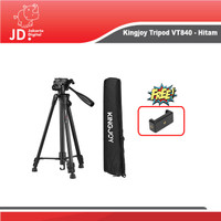 Kingjoy Tripod VT840 - Hitam - Free Holder U